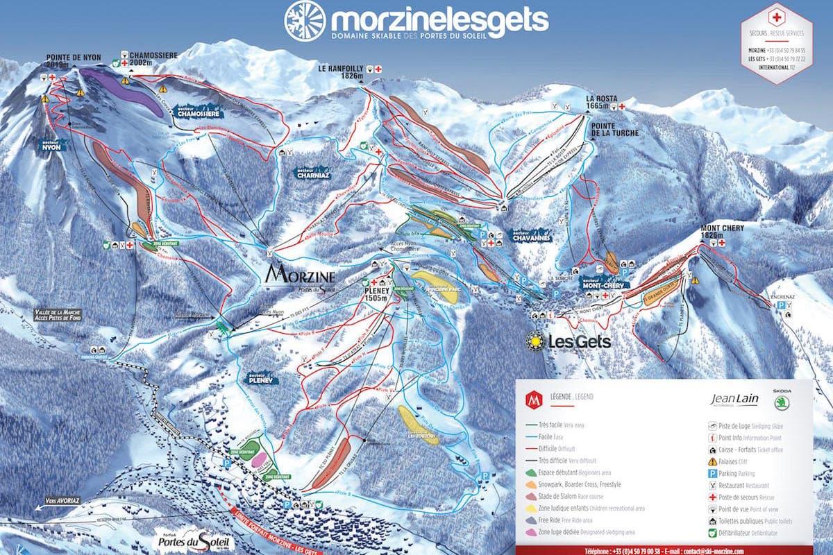 Plan de Morzine / Les Gets
